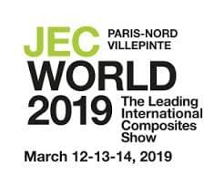 Textechno at the JEC World 2019 Paris, Hall A5, D17 AZL Composites in Action booth