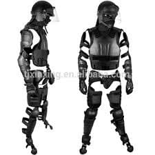 Important requirements for Anti Riot Body Protector for police and paramilitary forces