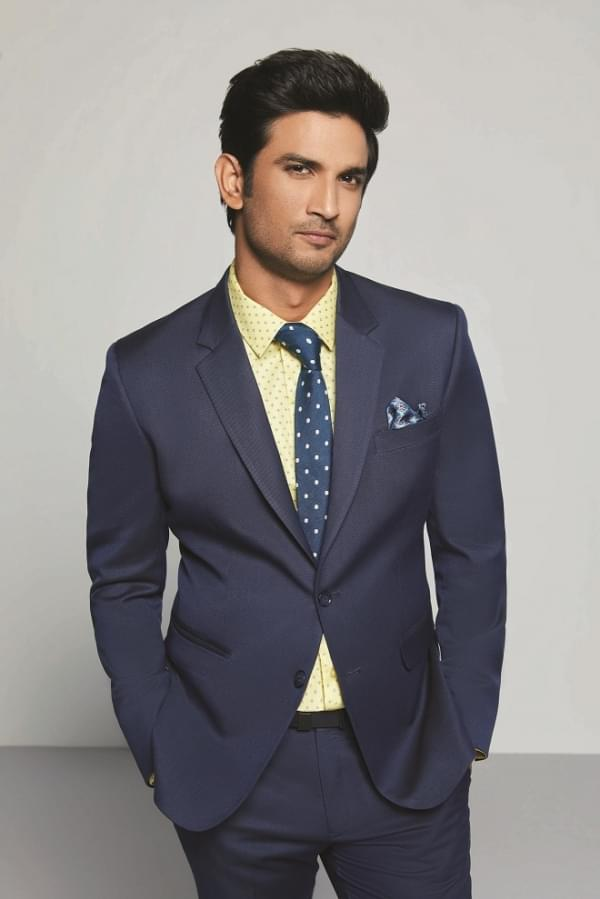 DONEAR NXG – A Leading Lifestyle Menswear brand from the House of Donear Industries Ltd.   SUSHANT SINGH RAJPUT AS BRAND AMBASSADOR