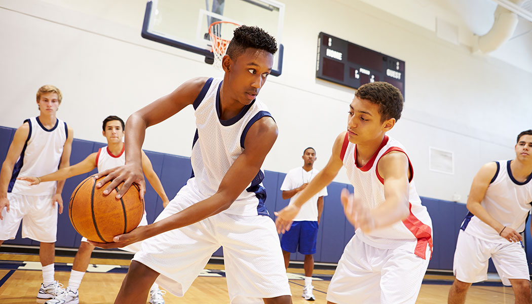 Active Sports Wear for Basketball Players