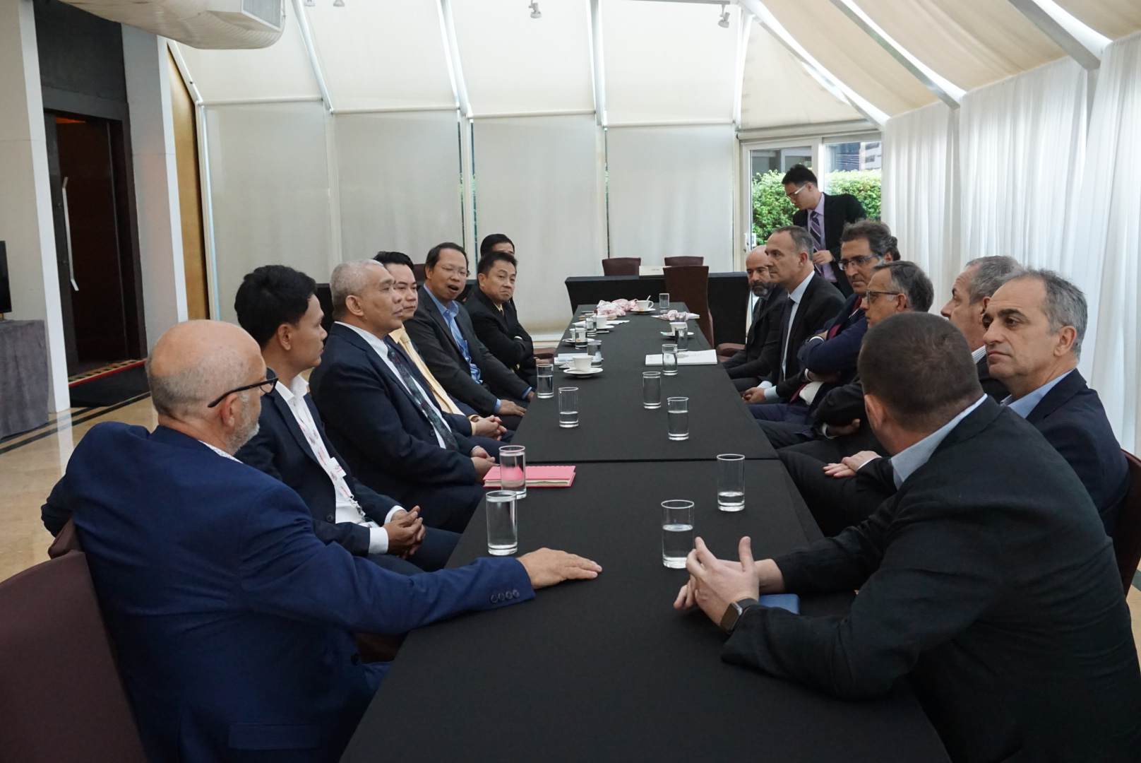 ITALIAN TEXTILE MACHINERY: INSTITUTIONAL AND TRADE MISSION IN THAILAND