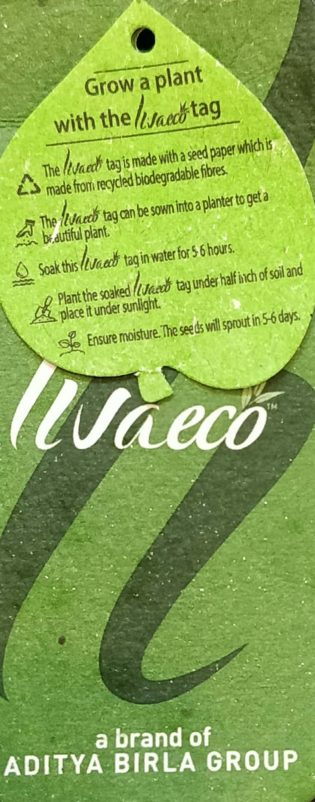 LivaEco launches a Plantable Green Tag
