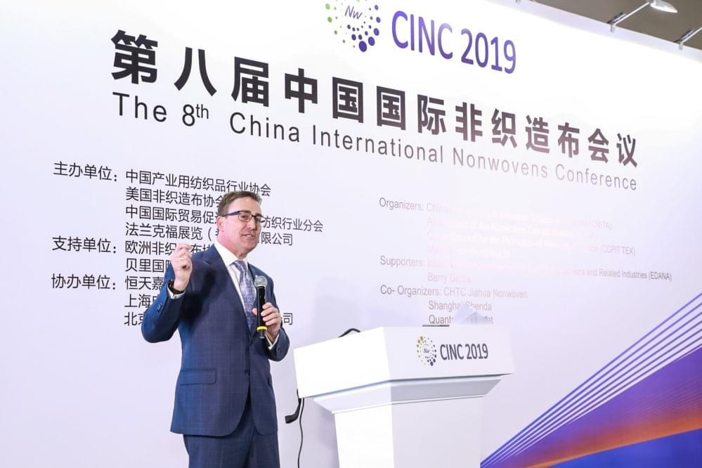 China International Nonwovens Expo – automotive, hygiene and eco sectors stood out at 2019 edition