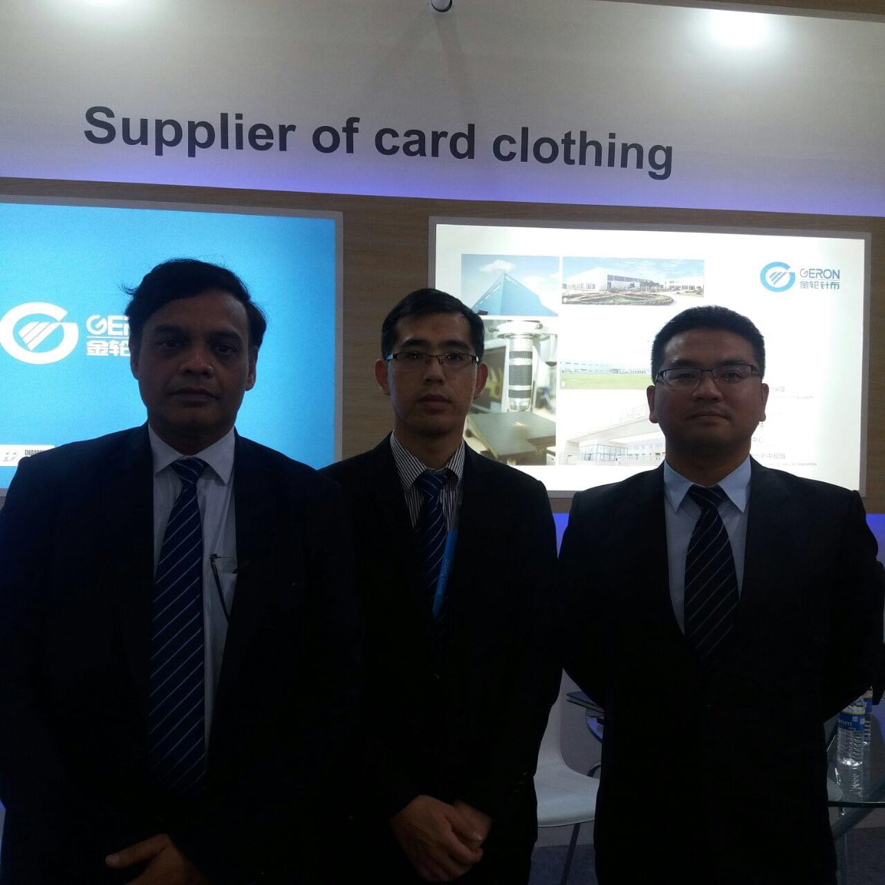 Geron, enjoys 65% market share in China and 22% in India