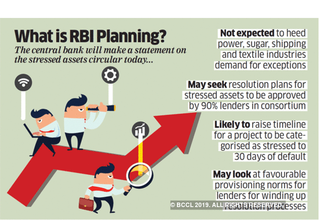 RBI may shun sectoral exceptions, ease timelines for stressed assets