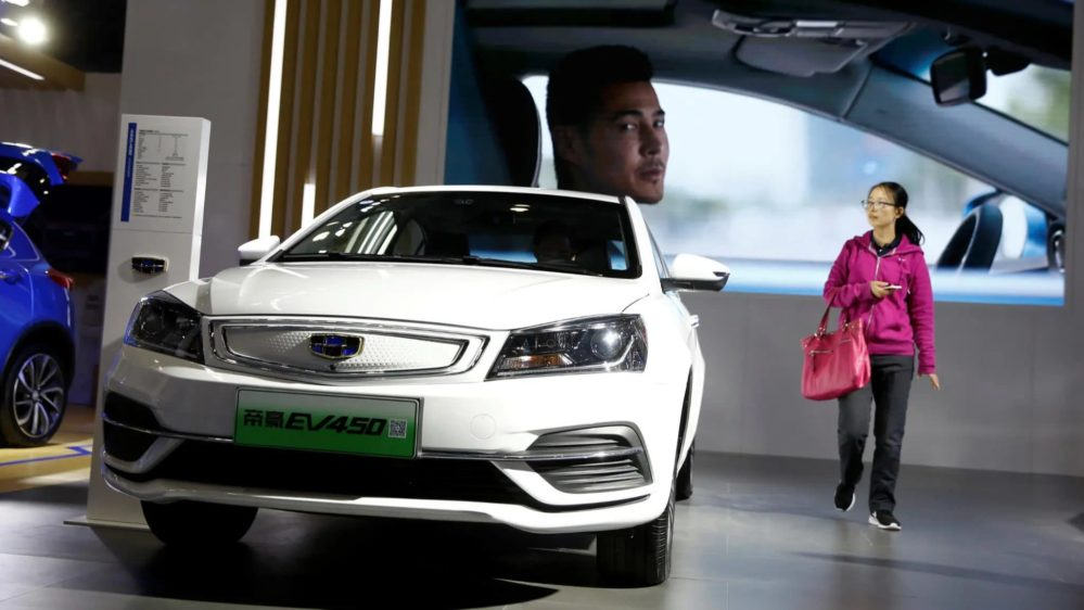 China's car sales plunge in May