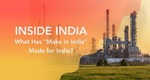 MAKE IN INDIA The Future of Indian Manufacturing