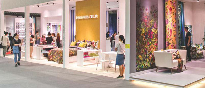 Expanded finished product and contract offerings at 25th edition of Intertextile Shanghai Home Textiles