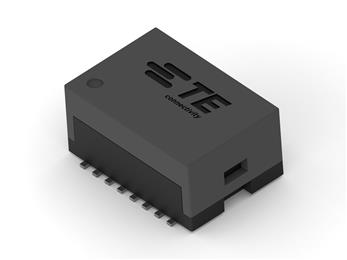 TE Connectivity offers industrial discrete magnetics as part of a total industrial RJ45 solution