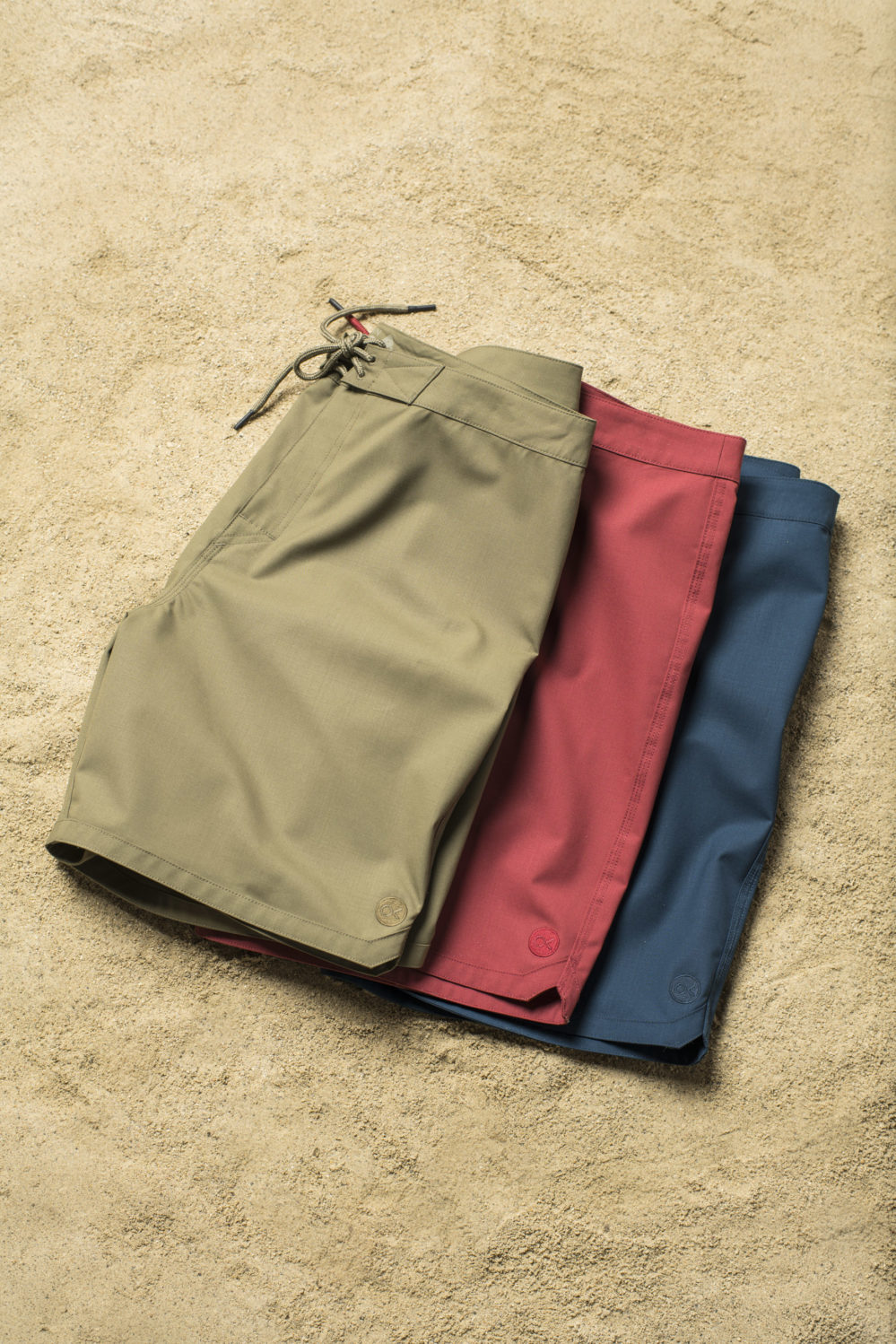 A world-first, introducing the 100% Merino wool boardshort, certified by The Woolmark Company