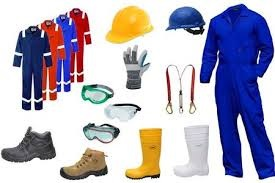 Protective works wear for workers working in cement industry
