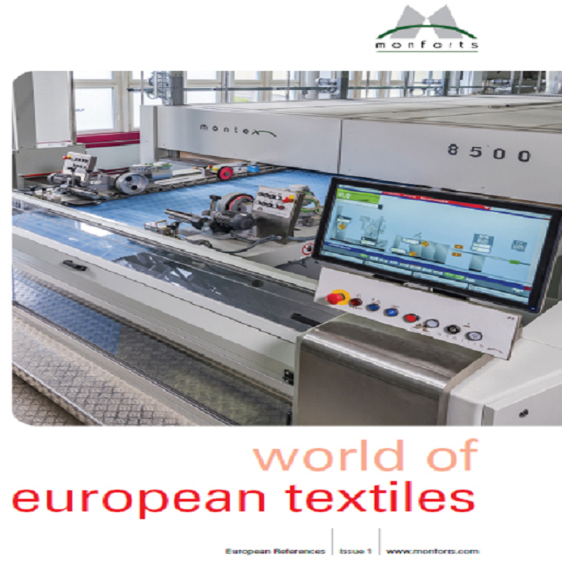 New Monforts publications chart success in Europe and the denim industry