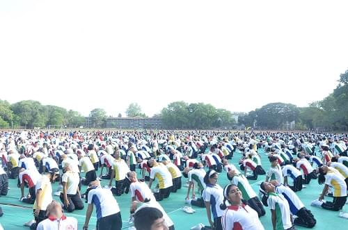 70000 CA members take part as ICAI celebrates International Day of Yoga at 200 locations