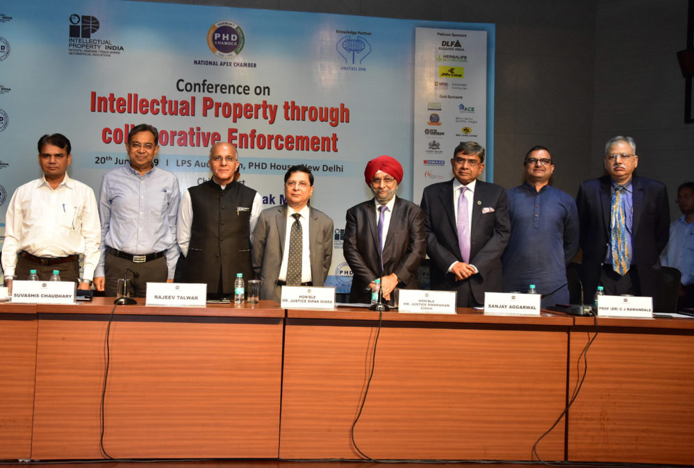 United IPR Hosts Conference on 'Intellectual Property through Collaborative Enforcement Best Practices in IPR'