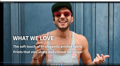 Archroma to introduce new formaldehyde-free* low temperature curing binder for soft vibrant and durable pigment prints