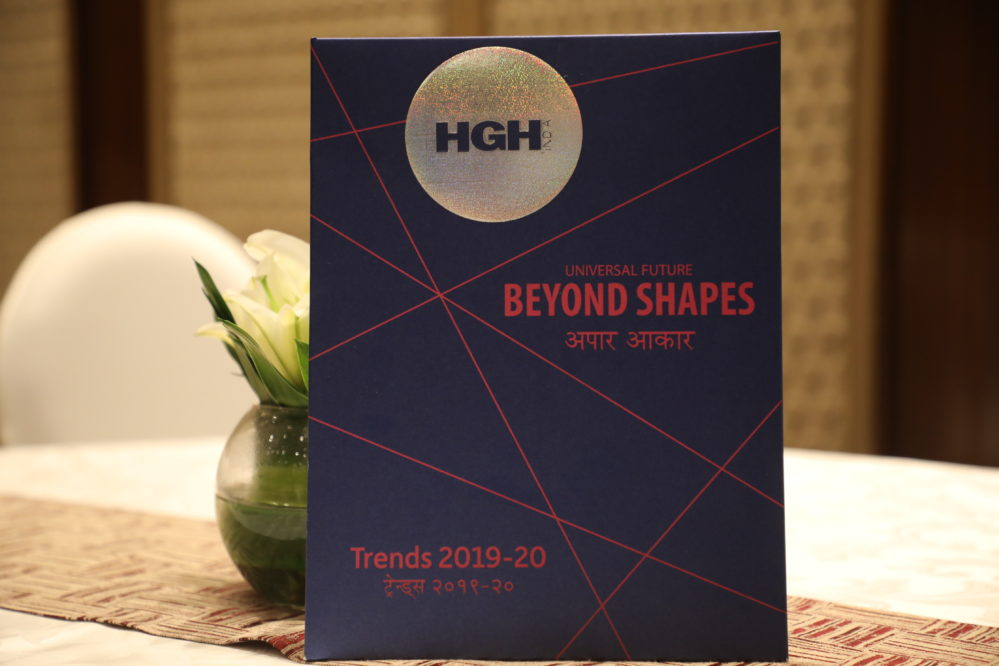 HGH India unveils 'Beyond Shapes' –The Home Fashion Trends