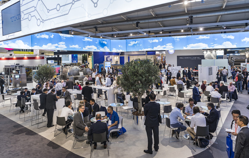 CYD is a big hit with 'Denim Triangle' visitors at ITMA 2019
