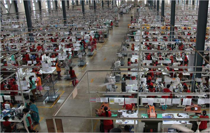 Incubation in Apparel Manufacturing