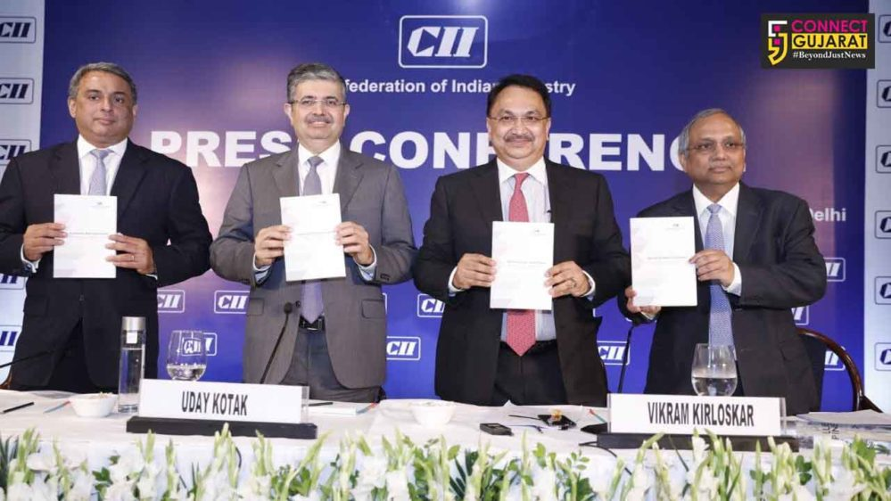 CII Suggests Measures to Push Merchandise Exports.