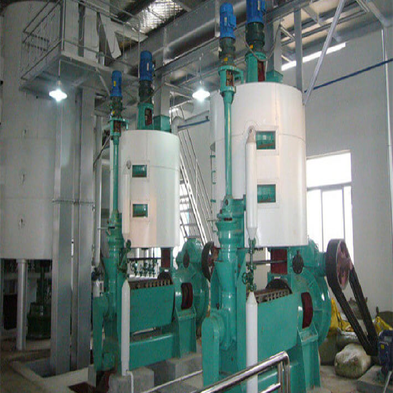 DE-Linting and Cotton Seed Oil Extraction