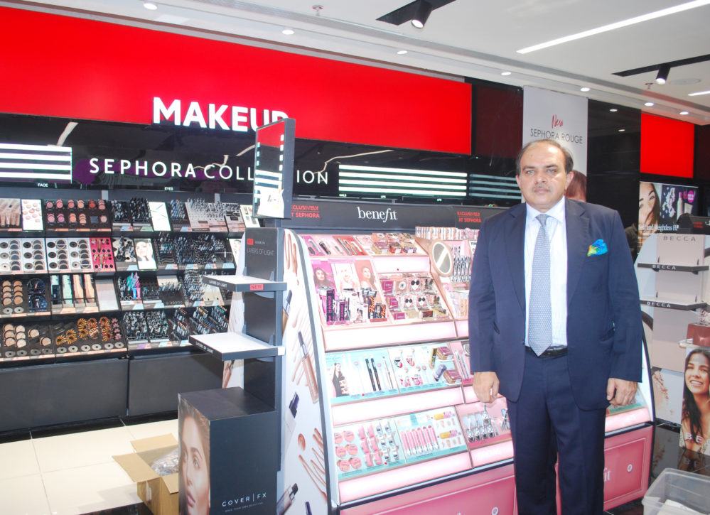 """SEPHORA SAYS """"BONJOUR INDORE""""  Bringing your wishlist to reality, it's time for all things beauty!"""