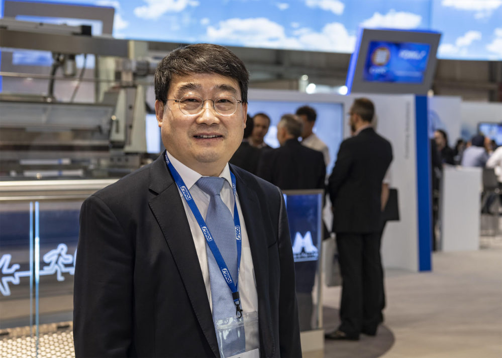 Industry 4.0 investment by CHTC Fong's in China