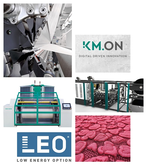 Innovations from the textile world for modern life