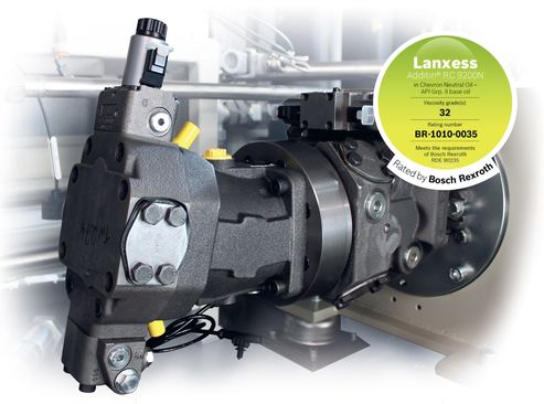 LANXESS expands test capacity for high-performance additives
