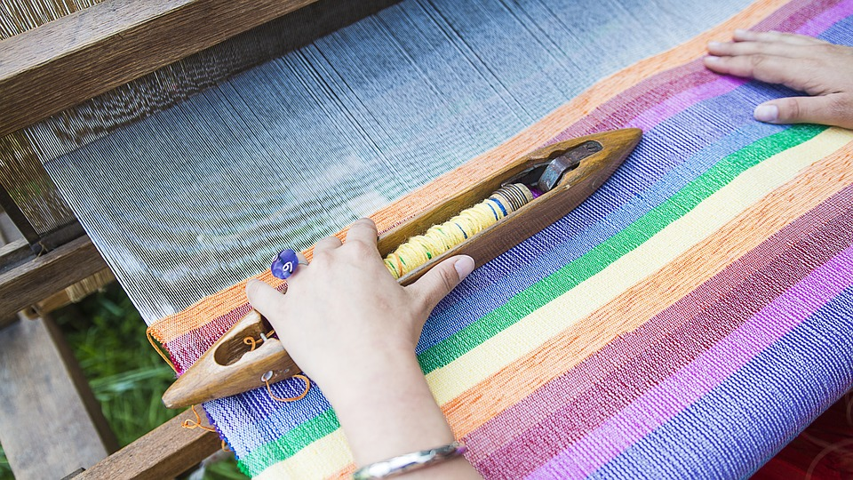 Promotion of Traditional Textile-Making Skills