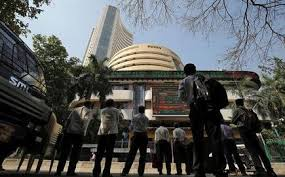 'Taxed' by the Budget, Sensex and Nifty hit two-year lows.