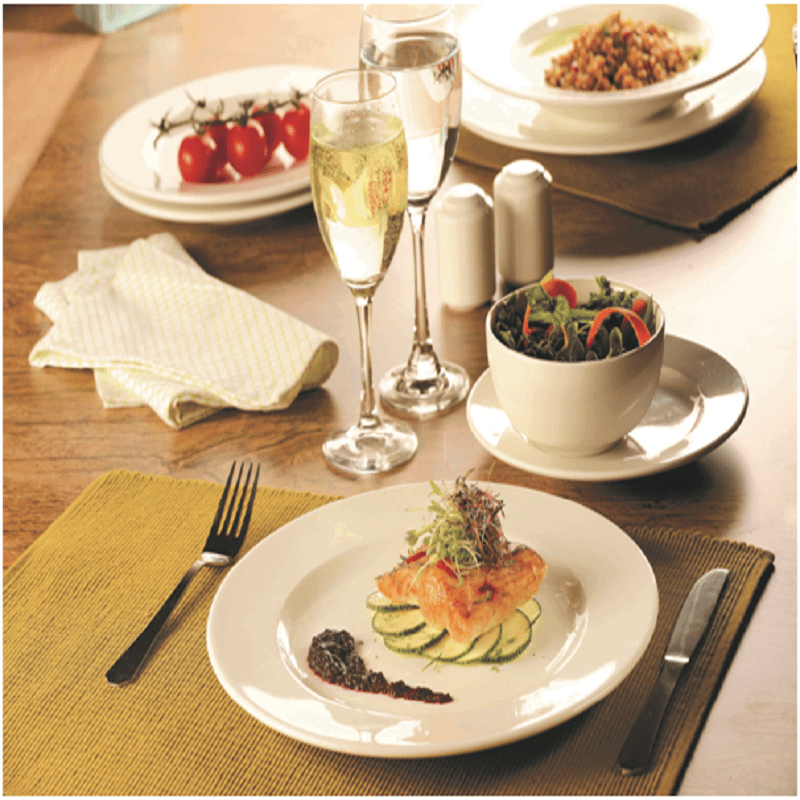 The Art and Heart of Luxury Tableware- Ariane Porcelain will be at the IHE 2019