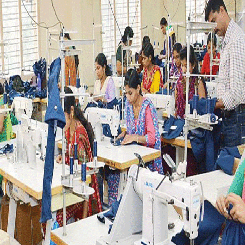 Garments suppliers sweat over orders cut.