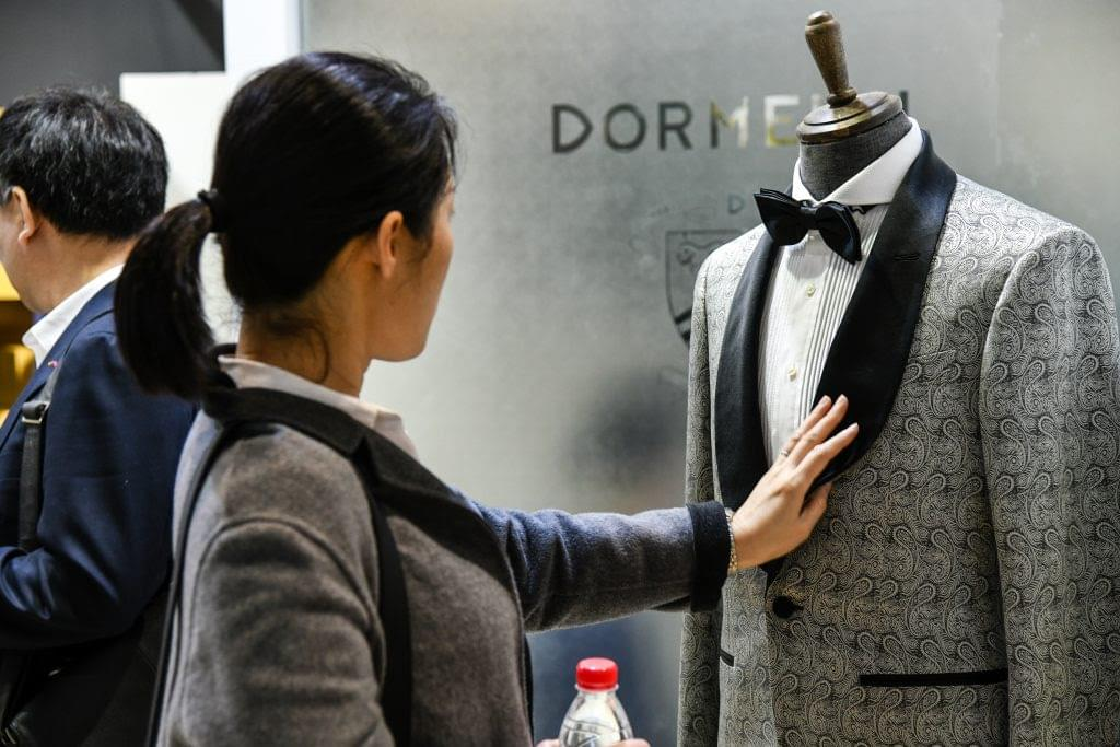 Intertextile Apparel's overseas exhibitors discuss potential and strategies in China