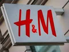 H&M's just eager to get on with business.