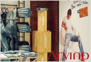 Arvind Posts Rs. 24 cr Net in Q1.