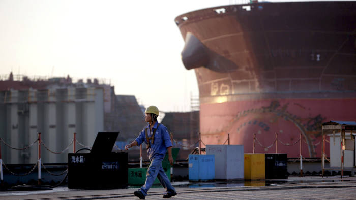 South Korean shipbuilders brace for fight after China mega-mergers