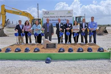 INEOS Styrolution hosts groundbreaking ceremony for its new 100kt ASA plant in Bayport, Texas