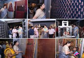 Textiles Minister Inaugurates State of Art Gallery at National Crafts Museum
