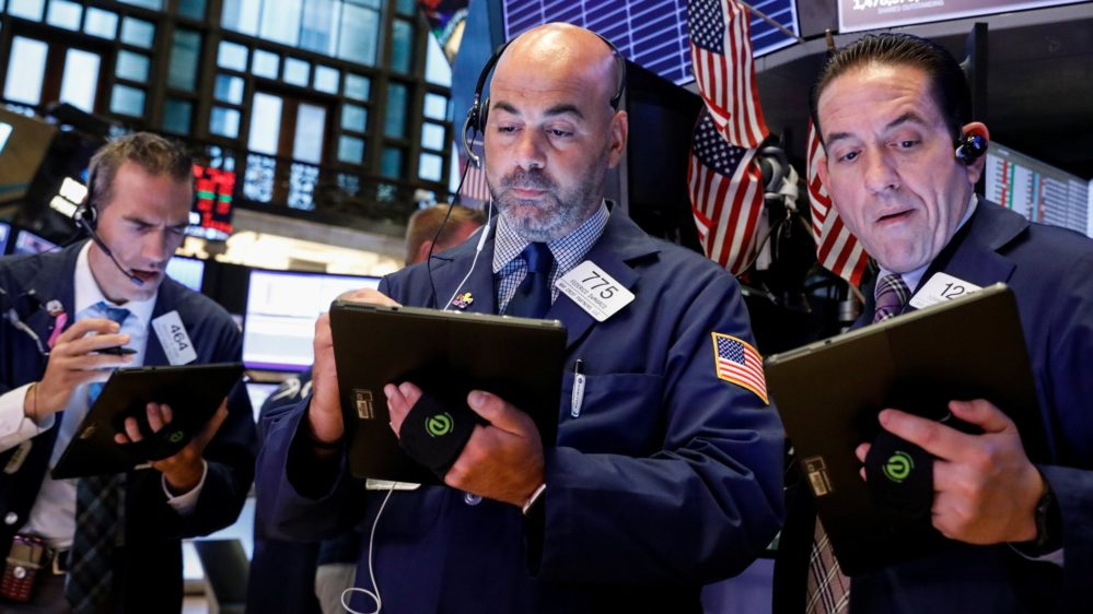 US stocks suffer worst day of 2019 as trade fears roil markets