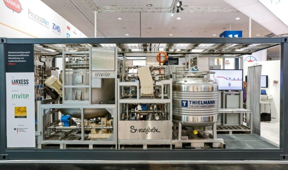 LANXESS wins Responsible Care competition 2019 of German Chemical Industry Association (VCI)