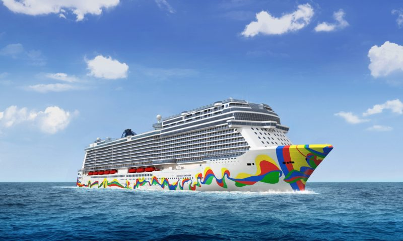 NORWEGIAN CRUISE LINE NAMES KELLY CLARKSON GODMOTHER TO ITS NEWEST SHIP, NORWEGIAN ENCORE
