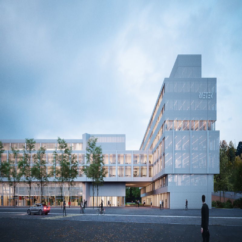 Rieter Completes Real Estate Sale in Ingolstadt and Submits Building Application for Rieter CAMPUS in Winterthur