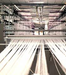 Production of man-made fibre, filament yarn, spun yarn and cloth for the period April-June, 2019-20 vis-à-vis April-June, 2018-19 .