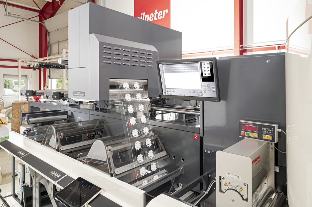 VERSATILITY AND IMPACT OF XAAR TECHNOLOGYON SHOW AT LABELEXPO 2019