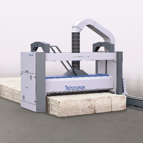 The Truetzschler portal solution for higher productivity and increased quality