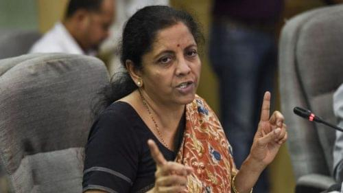Nirmala Sitharaman Promises Further GST Simplification to Help India Improve Ease of Business Ranking.