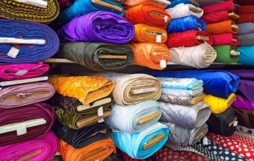 Synthetic, rayon constitute 16.5% of India's textile-apparel exports.