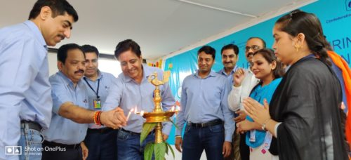 Pratibha Syntex joined hands with Confederation of Indian Industry to implement lean manufacturing excellence