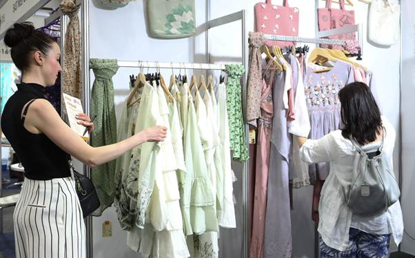 Australian sourcing show attracts leading international textile, apparel and footwear organisations