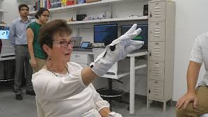 Health Check: Smart glove helps patients living with Parkinson's disease